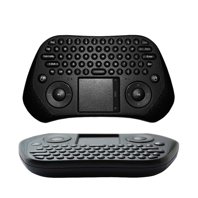 GP800 Air Mouse 2.4G Mini Wireless Keyboard air conditioner remote control For i8 mx mxq beelink S905x S912 Android TV Box