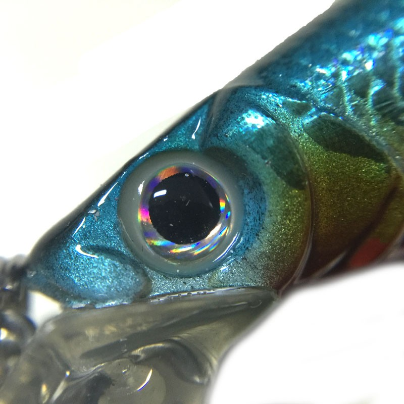 5 шт. новый pans нью-дайвинг руб. будет Прима наживка главной роли Nasty большой 3-д глаза с risky морской крючки-поезд