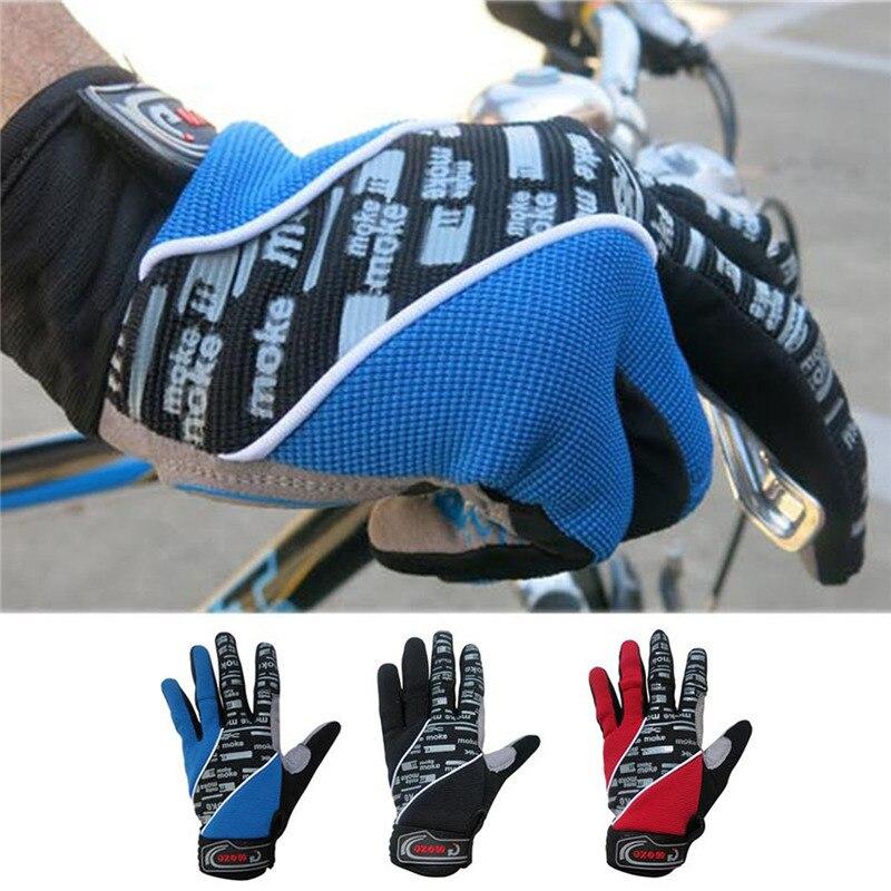 2017 MOKE brand winter mountain warm full finger bike cycling motorcycle sport font b gloves b