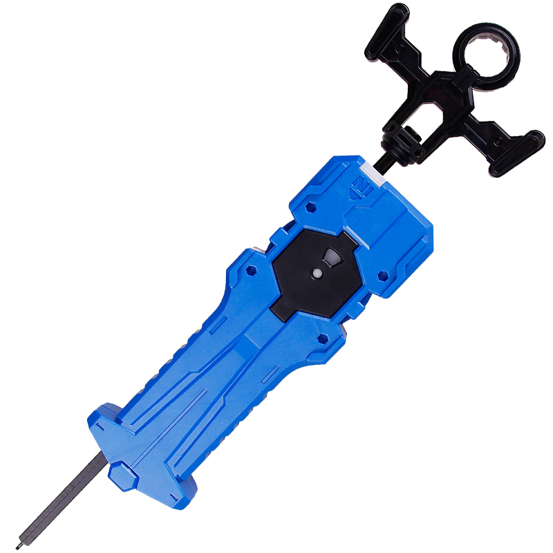 12 видов стилей металлическое средство для запуска Beyblade Burst игрушки Арена распродажа трещит гироскоп хобби классический спиннинг - Цвет: 1B48 Blue