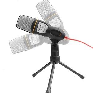 Image 2 - FELYBY profesjonalny mikrofon pojemnościowy dźwięk Podcast Studio Microfone na PC i telefon Laptop biuro spotkanie mowy Karaoke