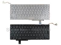 New UK Keyboard For APPLE MacBook Pro A1297 BLACK For Backlit Laptop Keyboards With Free Shipping