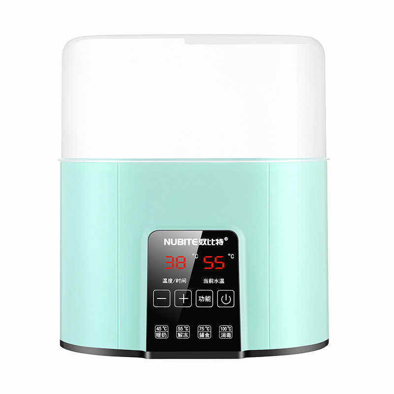 Baby milk Bottle Automatic warmer  intelligent Thermostat  Food  heating Warmers & Sterilizers  two in one