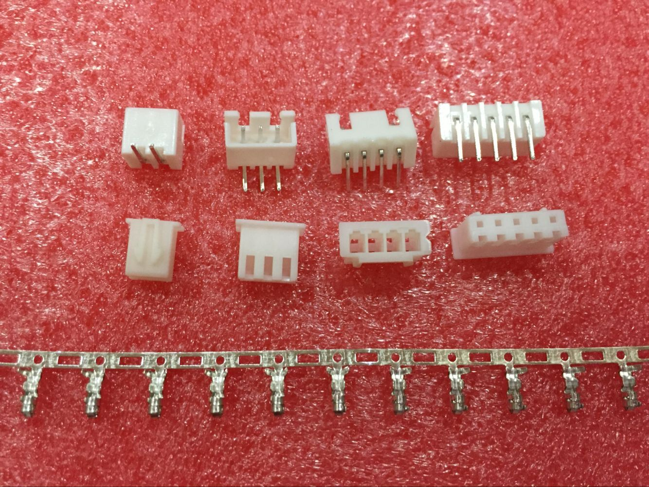 XH2.54 Curved needle 2.54mm Pitch Terminal + Plastic shell + Right angle socket 2p 3p 4p 5p 6p 7p 8p 20Pin connector XH2P - 20P lying posted zh1 5mm pitch 1 5 connector 2p 3p 4p 5p 6p 8p horizontal outlet patch