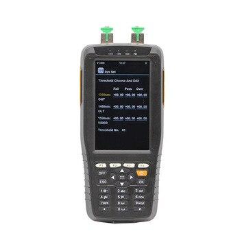 De TM70B medidor de potencia óptica con longitudes de 1310/1490/1550nm pons medidor de potencia de fibra óptica