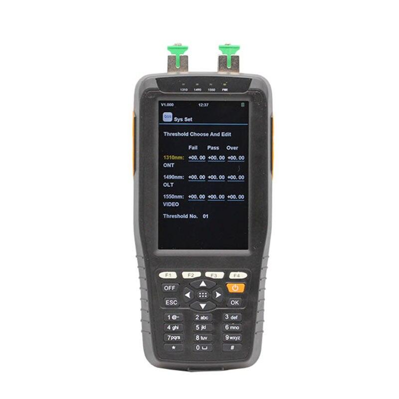 De poche TM70B optique power meter avec Longueurs D'onde 1310/1490/1550nm pons power meter optique fiber