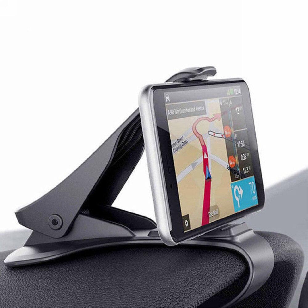 VEHEMO ABS черная ячейка телефон навигация gps Держатель подставка HUD дизайн держатель телефона автомобильный гаджет Колыбель