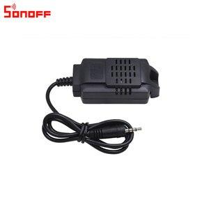 Image 5 - Itead 3PCS Sonoff Si7021 טמפרטורה ולחות גבוהה דיוק חיישן מודול תואם עם Sonoff TH10/TH16 מרחוק בקר