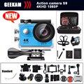 Câmera ação s9 full 1080 p câmera esporte wi-fi 4 k deportivas camaras gopro hero 4 à prova d' água ao ar livre mini dv hd cam