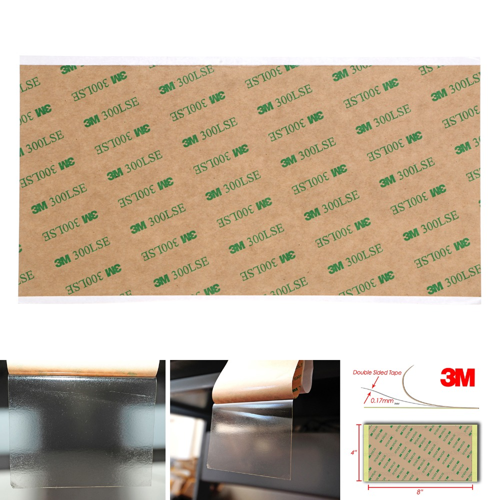 2pcs Utility  9474LE 300LSE Super-Strong Double-Sided Adhesive Sheet  Sticky Heavy Duty Glue Size 4