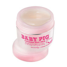Secret Key Baby Pig Collagen Jelly Pack 100g  / Moisturizing Face Skin / Original from Korea