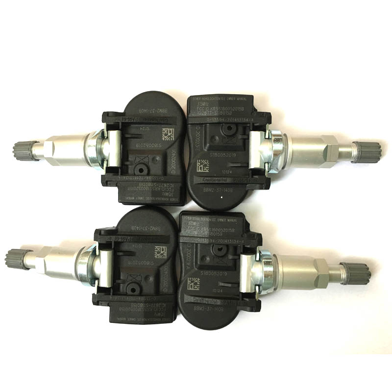 Tire-Pressure-Sensor CX9 CX7 TPMS BBM2-37-140B Mazda 6 for 5-3/2-rx8/Cx7/.. 4PCS Oe- title=