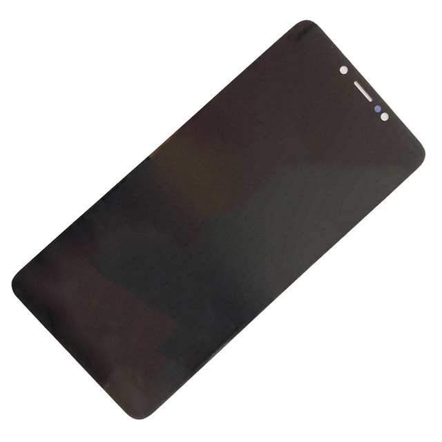 For Tecno Spark 3 KB6 LCD Display With Touch Screen Digitizer Glass Combo Assembly Replacement Parts 6.2 inches Black