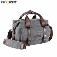 New Arrival K F CONCEPT Single Shoulder Camera Bag Waterproof Shockproof Travel Photo Bags Leisure Package