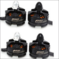 4X EMAX MT2204 2300KV Motor F Mini Multirotor Quadcopter Multirotor QAV250 280