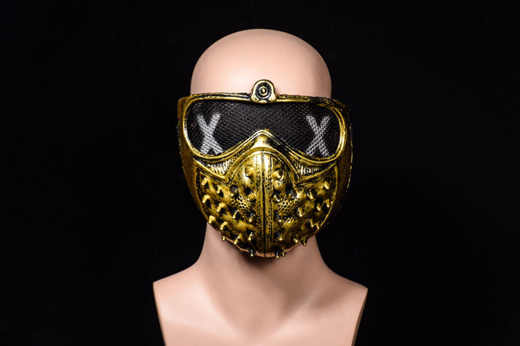 Modular Masks Detachable Goggles And Mouth Filter Perfect For Open Face Motorcycle Half Helmet Or Vintage Masks