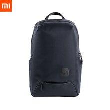 الأصلي شاومي موضة الرياضة حقيبة رقيقة حقيبة السفر 23L البوليستر دائم IPV4 مقاوم للماء في الهواء الطلق حقيبة للرجال النساء طالب