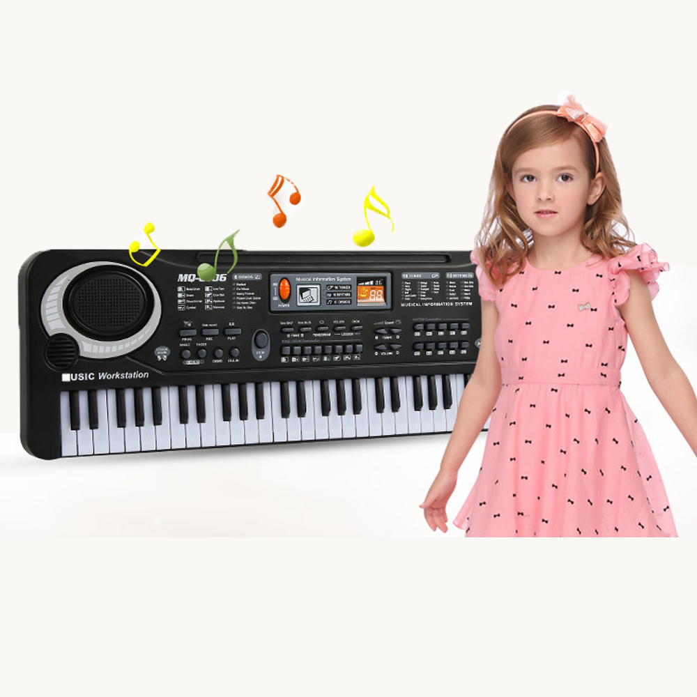 Logical 1pc Mini Baby Playing Keyboard Baby Kids Piano Music Developmental Educational Cartoon Cute Toy Musical Instrument Making Things Convenient For Customers Learning & Education