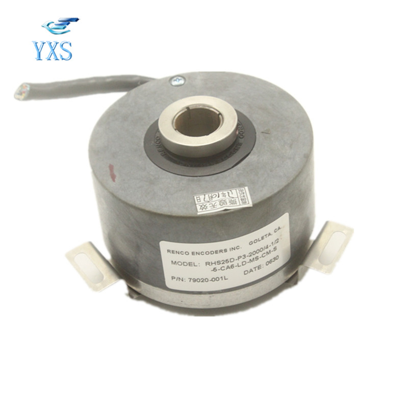 DHL Free RHS25D-P3-2000/4-1/2-5-CA6-LD-MS-CM-S Disassemble Encoder кастрюля oursson ca 2000 p bb