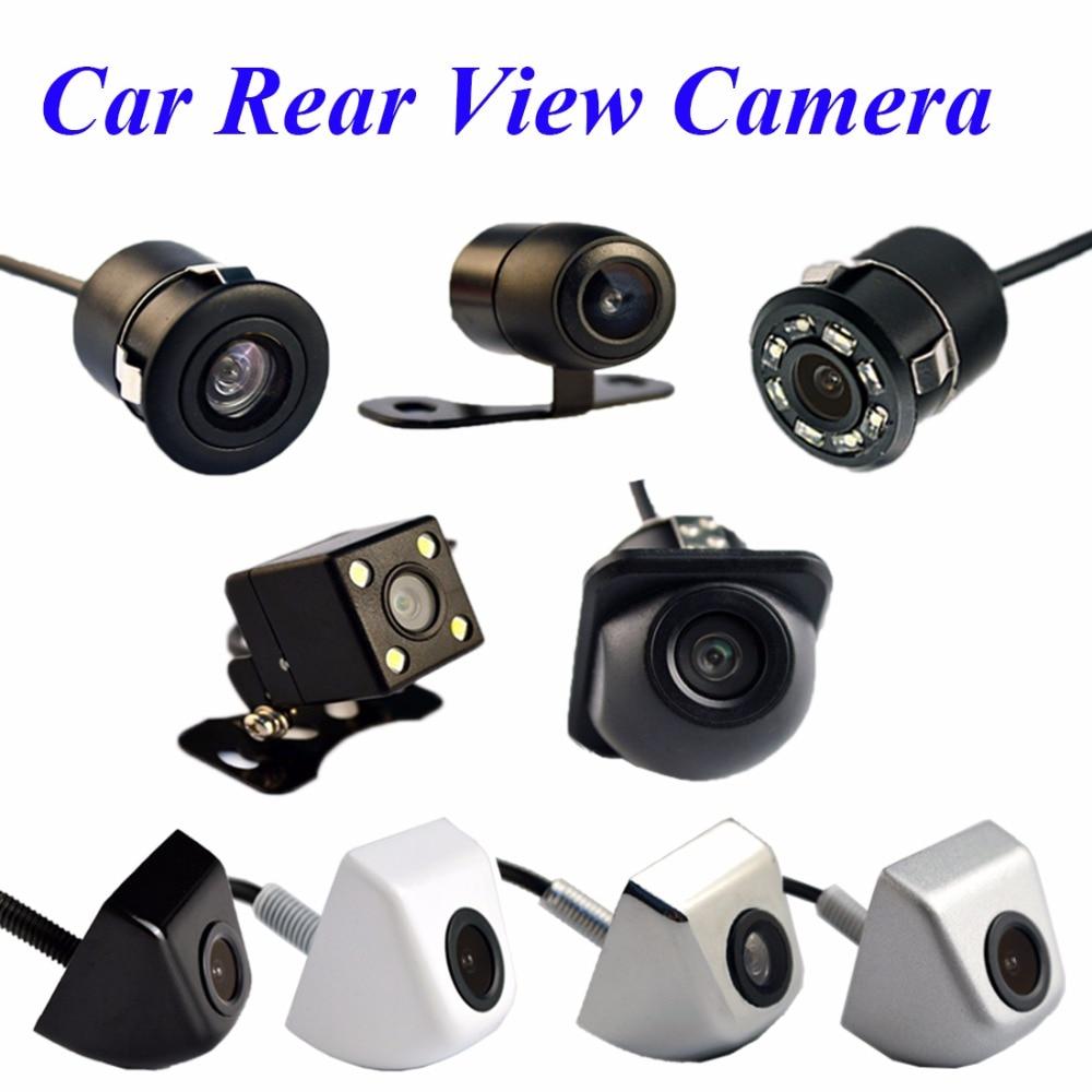 8LED Car Backup Rear View Reverse Park HD Camera Night Vision Cam Waterproof  SG