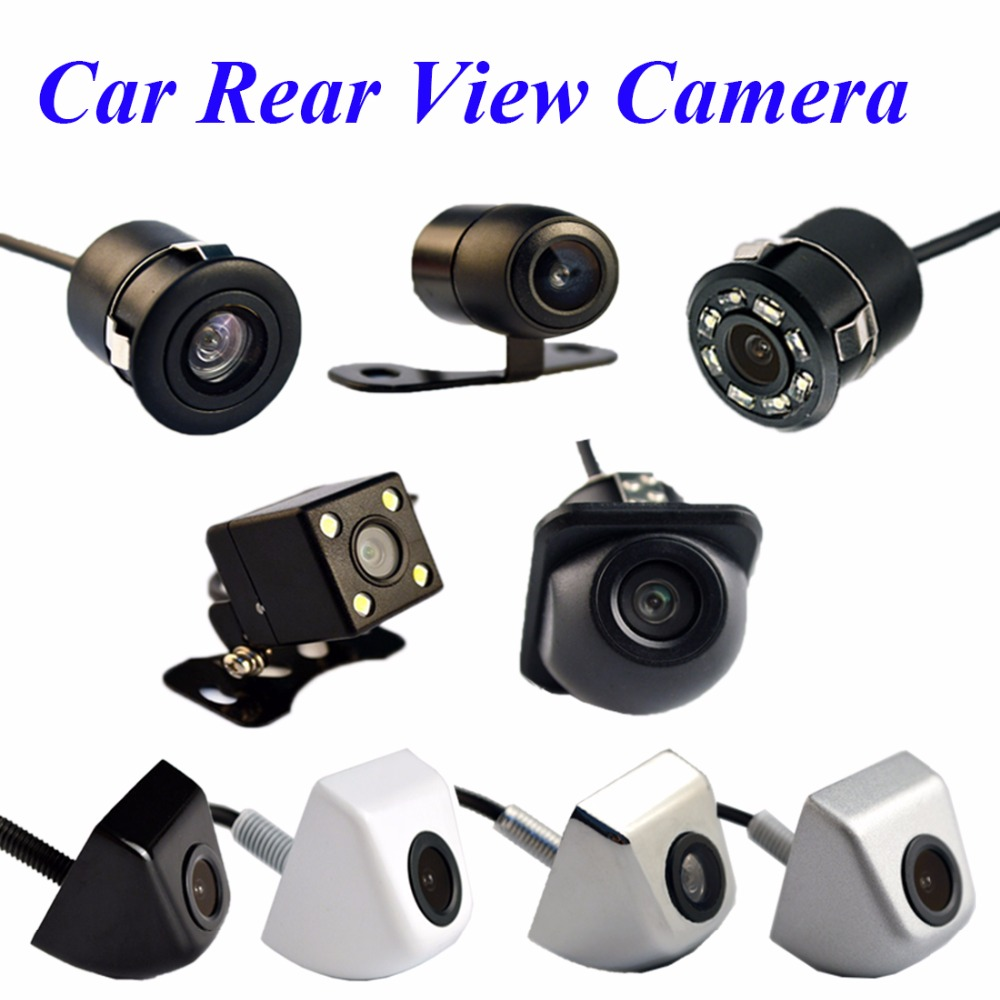 Hippcron Car Rear View Camera Multi-species Car Camera parking monitor 170 Degree CCD NTSC PAL Waterproof Night Vision HD Video topbox car rear view camera 8 led night vision reversing auto parking monitor ccd waterproof 170 degree hd video