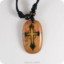 Christian  Jewelry Cross Pendant Necklace