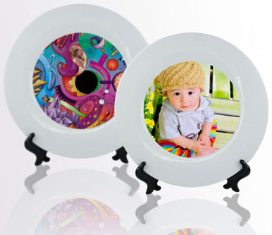US $56 16 |36pcs Heat press Sublimation 8 inch Blank Ceramic Plate In Sales  P802-in Tools from Home & Garden on Aliexpress com | Alibaba Group