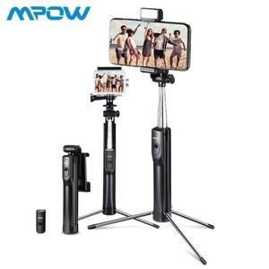 Mpow PA168 3 in 1 Selfie Stick