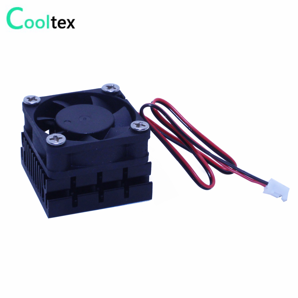 2017 new DIY Fans cooling cooler heatsink radiator 31x31x22mm DC fan for Electronic Chip LED 3D printer computer's component 20pcs lot aluminum heatsink 14 14 6mm electronic chip radiator cooler w thermal double sided adhesive tape for ic 3d printer