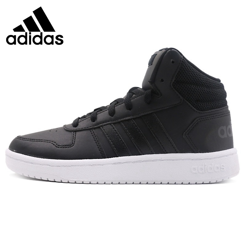Original New Arrival 2018 Adidas NEO Label HOOPS 2.0 MID Women's Skateboarding Shoes Sneakers original new arrival 2018 adidas neo label hoops 2 0 mid women s skateboarding shoes sneakers