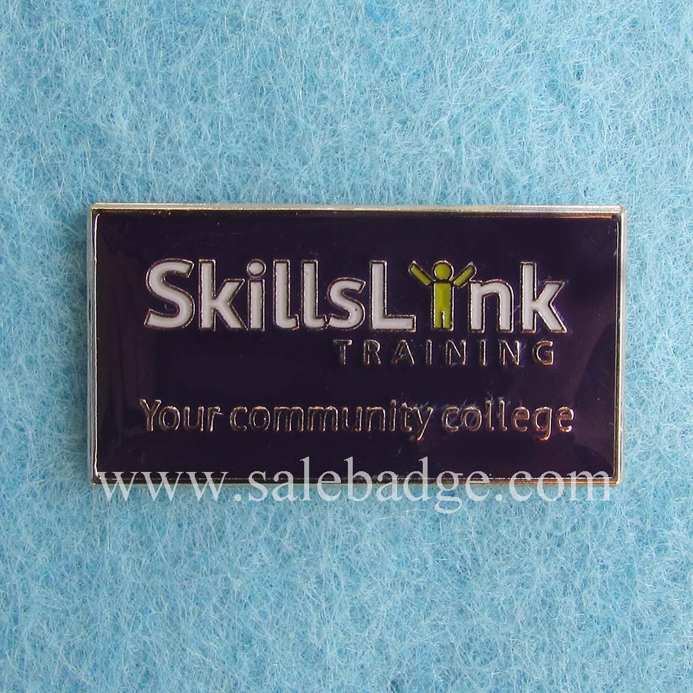 Specialized Make Enamel Pins Company Logo Badge-in Pins & Badges from Home  & Garden on Aliexpress com | Alibaba Group