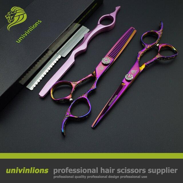 6 Titan Haarscheren Friseur Schere Fur Haar Outils De Coiffure