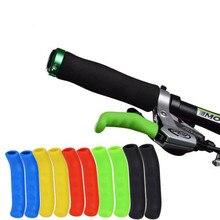 Велосипедная силиконовая гелевая Тормозная ручка, рычаг, защитный рукав для горной дороги, 1 пара