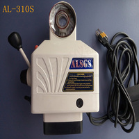 1pc AL 310S 200RPM 450in lb110V 220V Power table feed auto Power Feed Vertical mill machine auto feeder