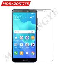 Huawei Y5 Lite 2018 Cam 5.45 Ekran Koruyucu Film Cam Için Huawei Y5 Lite 2018 DRA LX5 DRA LX5 Y5Lite Y 5 Lite 2018 Cam
