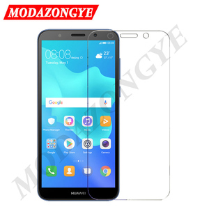 Image 1 - Huawei Y5 Lite 2018 Glass 5.45 Screen Protector Film Glass For Huawei Y5 Lite 2018 DRA LX5 DRA LX5 Y5Lite Y 5 Lite 2018 Glass