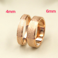 Tyme New Fashion Rings Top Quality Stainless Steel Men Party Rings For Women Carter Love Ring