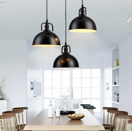 loft amricain pendentif de style conduit luminaires vintage industrielle clairage pour salle manger bar suspension lustres pendentes