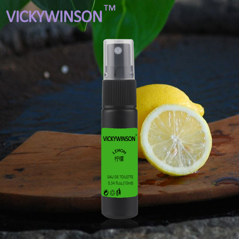VICKYWINSON Lemon Deodorization 10ml Footwear Sock Deodorant Spray Fungicide Remove Smelly Sterilization