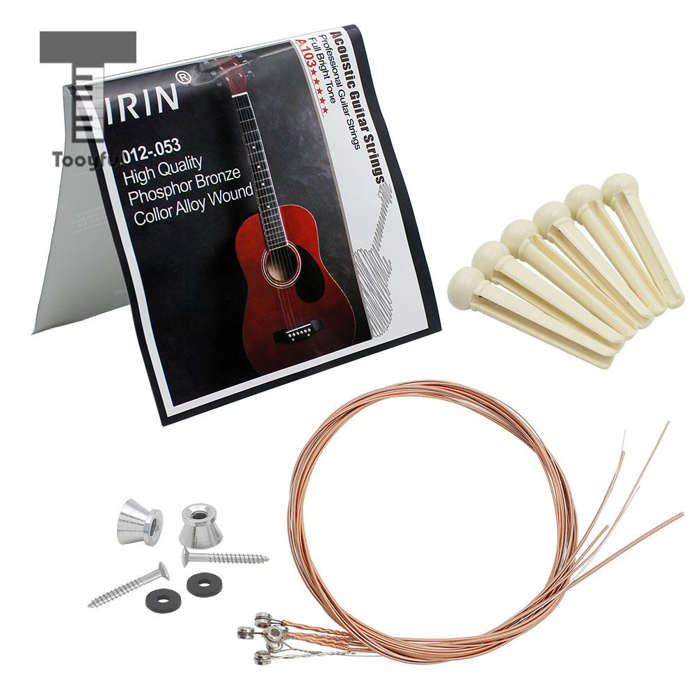 tooyful high quality set of 3pcs martin taylor acoustic guitar accessory 6pcs strings 2 pair end. Black Bedroom Furniture Sets. Home Design Ideas