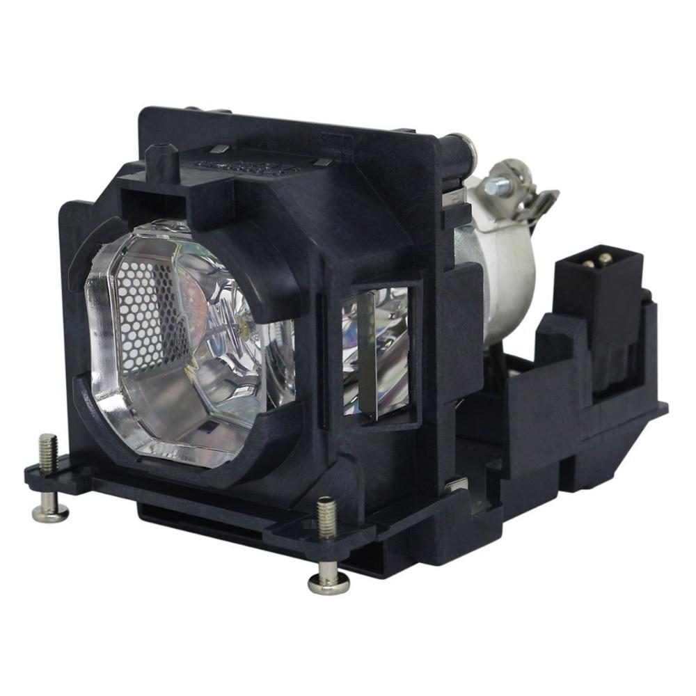 ET LAL500 Compatible Projector Lamp Bulb With Housing For Panasonic PT TX310 PT TX312 PT TX400
