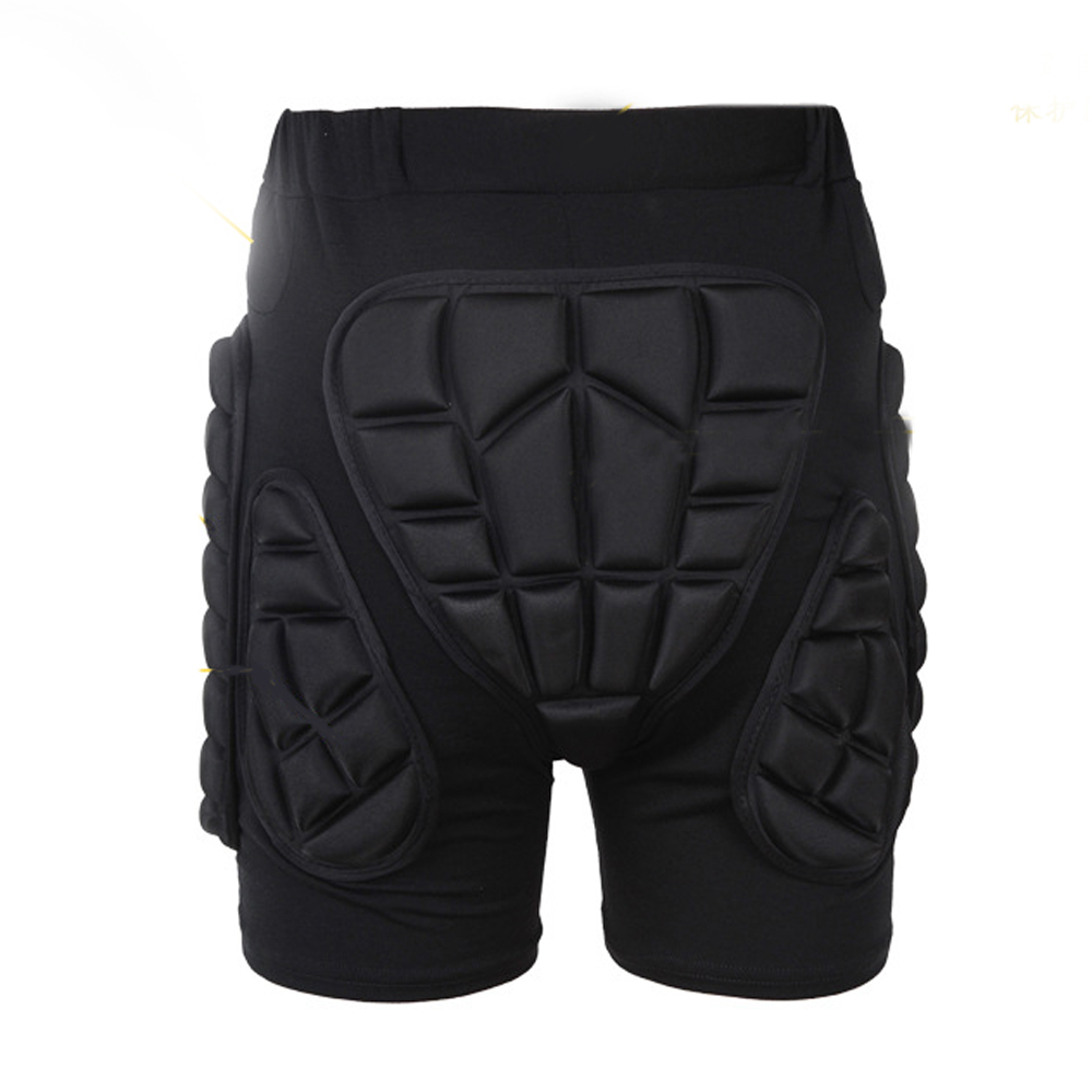 Motorcycle Mountain Bike Shorts Ski Hip Pad Pants In-line Skates Protector Motocross Armor Trousers Downhill Dh Moto