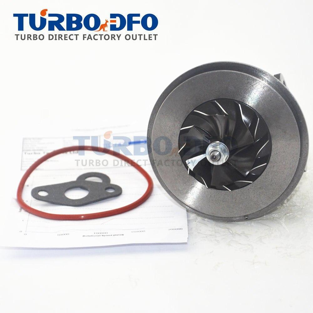 TF035 49135-02650 turbo cartouche équilibrée pour Mitsubishi L 200 2.5 TDI 4D56 85Kw 115HP nouveau kit de réparation de noyau de turbine 49135-02660