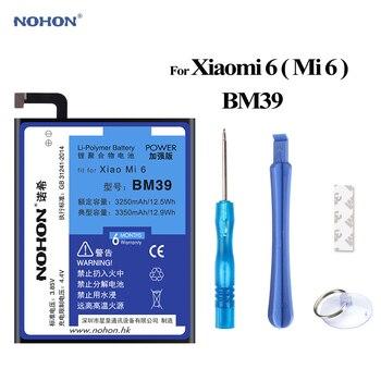Аккумулятор Nohon для телефона XiaoMi Mi 6