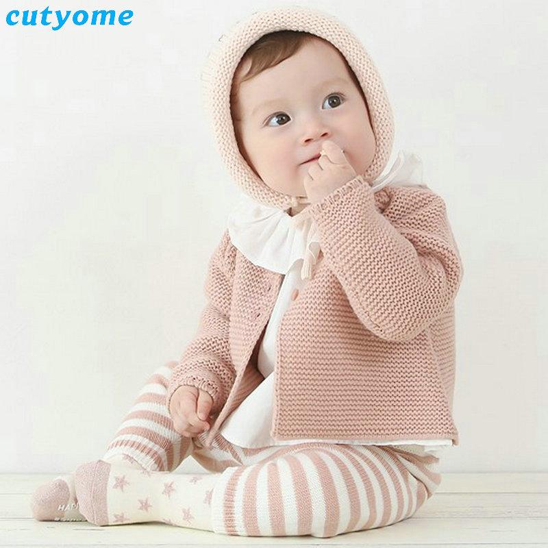 Cardigan për fëmijë të porsalindur Për djemtë Vajzat Pranvera - Veshje për bebe