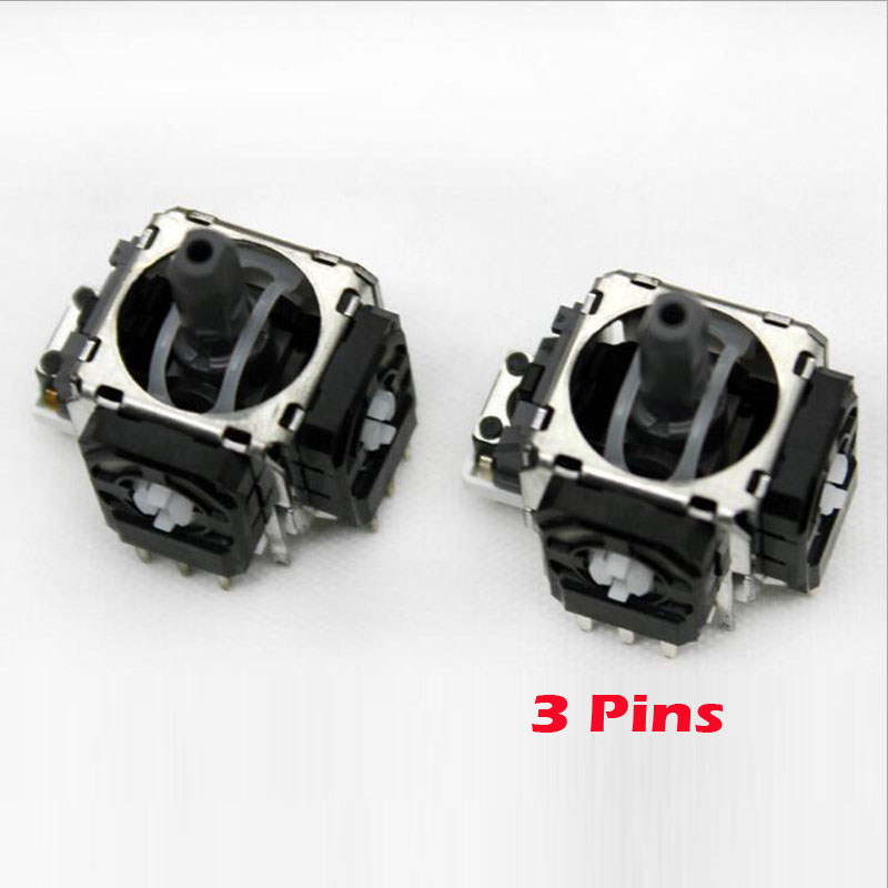 3 Pins 3 Legs !!! For Sony PlayStation 3 PS3 Controller Gamepad 3D Ana