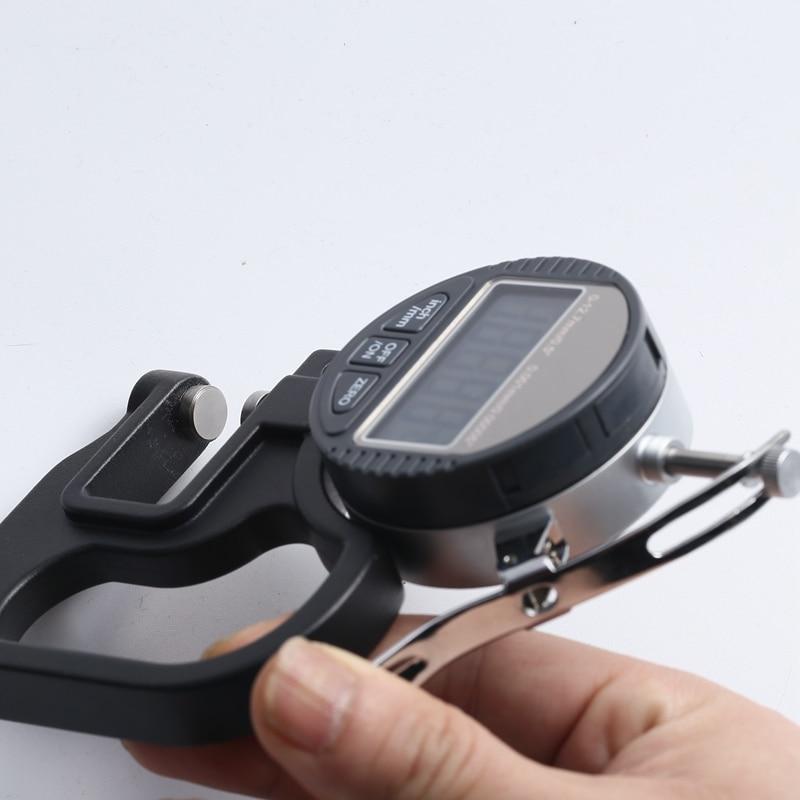0,001 mm digitális vastagságmérő mérő 10 mm-es hordozható LCD - Mérőműszerek - Fénykép 4