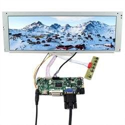 HDMI VGA DVI scheda di controllo LCD con schermo LCD da 14.9 pollici 1280x390 LTA149B780F