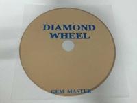 Gem Master 150mm Saw Blade High Precision Slice Diamond Wheel Disc Cutting for Amber Jade Gems stone Jewelry tool accessory