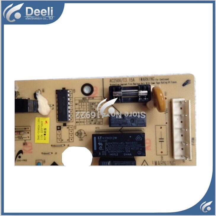100% new good working new for refrigerator computer board power module DA41-00482A BCD-285WNLVS/B board dalvey запонки dalvey 00482